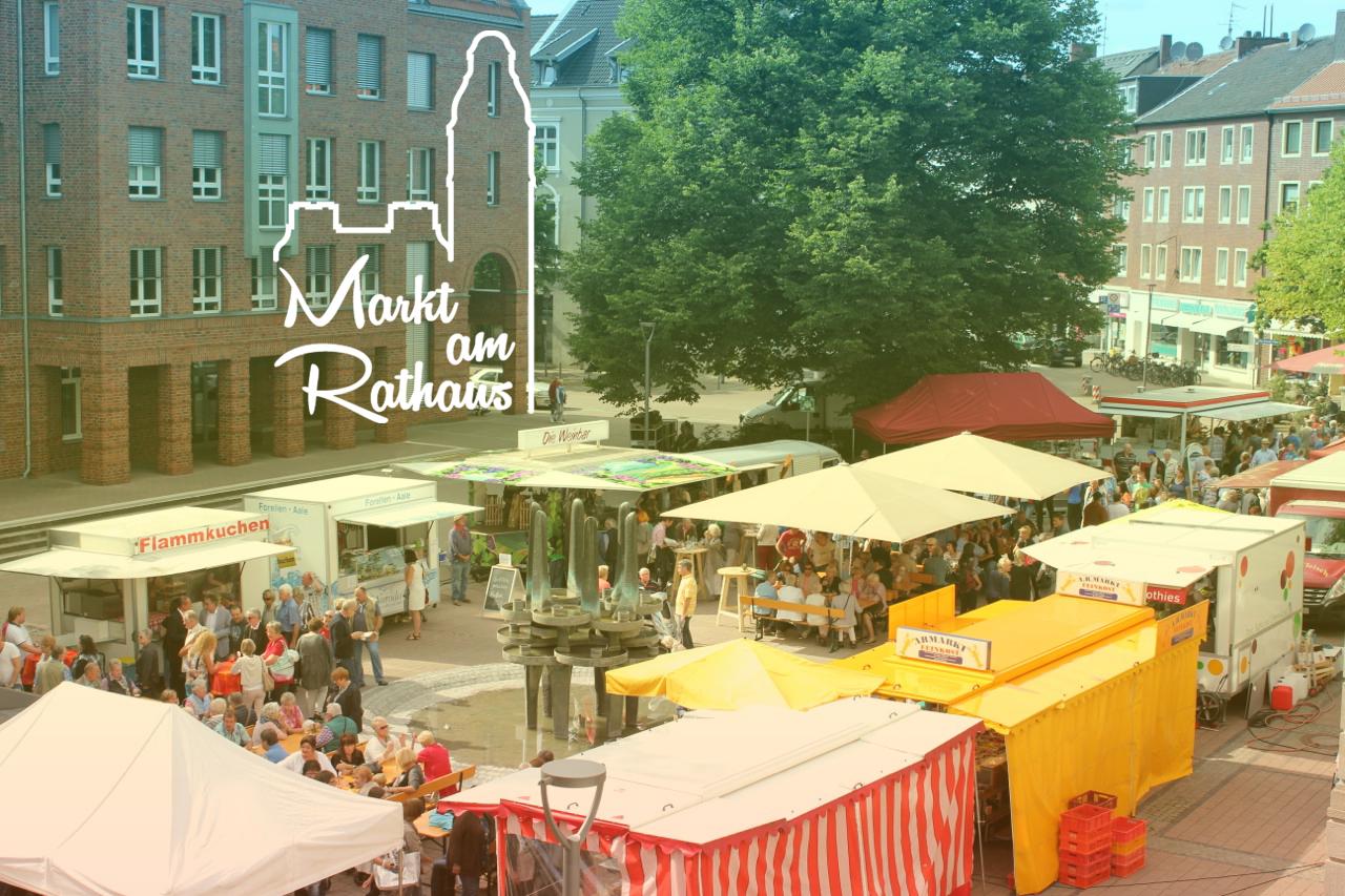 Markt am Rathaus